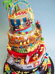 mario cake mario kart cake crumbs doilies