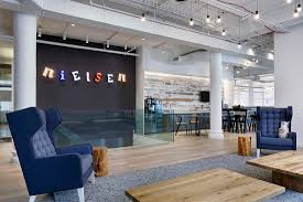 tech office pictures inside nielsen s cool new nyc technology hub officelovin