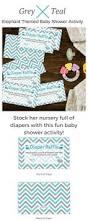81 best boy elephant baby shower theme ideas images on pinterest