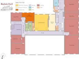 bedale hall floor plan
