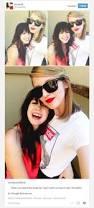 How To Look Like Taylor Swift For Halloween Taylor Swift Stumbles Across Her U0027twin U0027 Morgan Jensen On