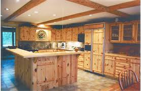 log cabin kitchen cabinets cabinetry kitchens and baths timber country cabinetry