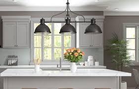 Pulley Island Light Kitchen Islands Fabulous Good Lighting Fixtures Over Kitchen