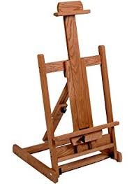 how to make a simple table top easel amazon com best deluxe table top easel