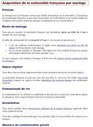 nationalitã franã aise mariage nationalité www francaisdumonde madagascar