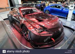 rcf lexus 2017 geneva switzerland march 7 2017 new 2018 lexus rc f gt3