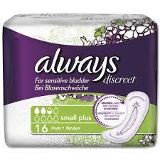 blasenschwäche medikamente medikament always discreet inkontinenz small plus 16 st pzn