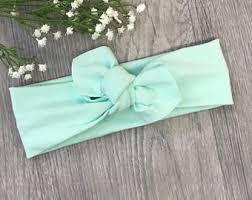 mint green headband mint green headband etsy