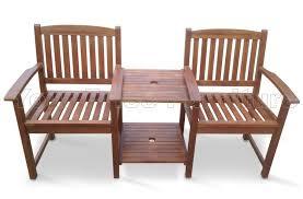Hardwood Garden Benches Love Seat Hardwood Garden Bench 1 2 Price Sale Now On Your Price