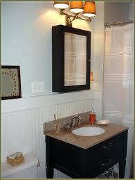 full image for tri fold mirror medicine cabinet 58 fascinating