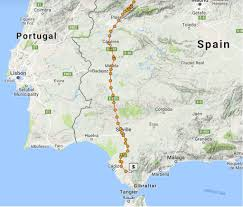 Santander Spain Map by Ride A Tiger To Thailand U0026 Elsewhere