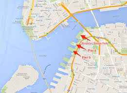 Google Map New York 13 Fun Free Places To Watch Fourth Of July Fireworks In New York
