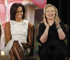 Washington Secretary Of State Legacy by Clinton And Obama First Ladies Form Political Odd Couple The