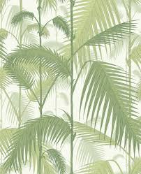 palm jungle wallpaper by cole u0026 son themeboad miami