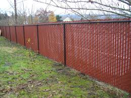 chain link fence privacy slats decorations peiranos fences