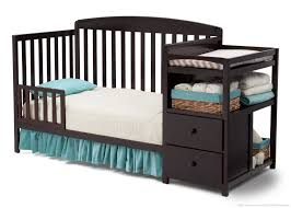 Delta Crib And Changing Table Royal Convertible Crib N Changer Delta Children