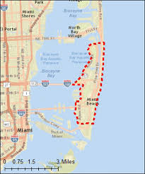 Miami City Map by South Florida Maps Zika Virus Cdc