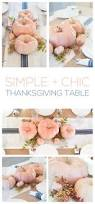 contemporary thanksgiving table settings best 20 modern fall decor ideas on pinterest chic halloween