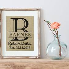 monogrammed wedding gift monogrammed gifts for couples on wanelo