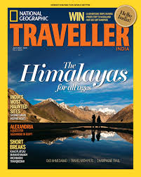 traveler magazine images Ack media launches national geographic traveller in india jpg