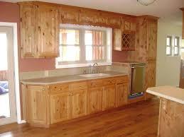 alder wood kitchen cabinets pictures rustic oak kitchen cabinets faced
