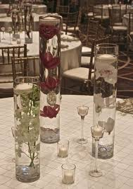 Simple Vase Centerpieces Love It Will You Try These Floating Candle Vase For 2016 New