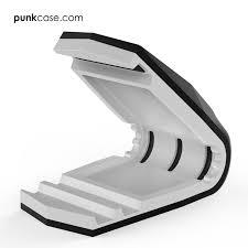 viper car phone holder white universal dashboard mount for all