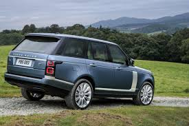 land rover queens range rover also as plug in hybrid driving plugin magazine com