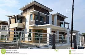 modern 3 storey bungalow design stock photos images u0026 pictures