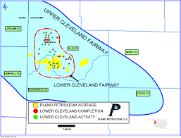 Plano Tx Map Plano Petroleum Llc Announces Successful Results From Horizontal