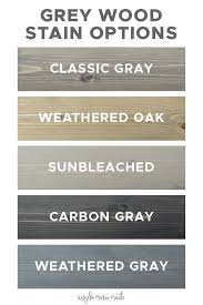 how to get smoke stains cabinets 5 grey wood stain options angela made