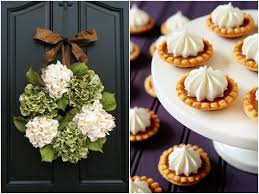 thanksgiving decorating food ideas pretty on the