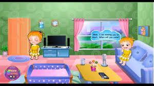 Baby Hazel Room Games - baby hazel newborn baby 2 gameplay baby hazel at home alone