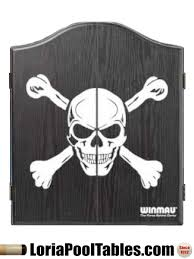black dart board cabinet skull and bones black dart board cabinet loria awards