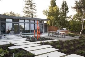exterior mid century modern homes for your home design options