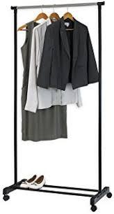 amazon com whitmor freestanding garment rack home u0026 kitchen