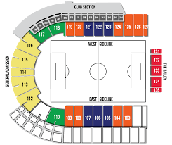 Mls Teams Map Tickets
