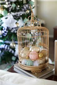 paint the birdcage easy christmas decorating ideas parties