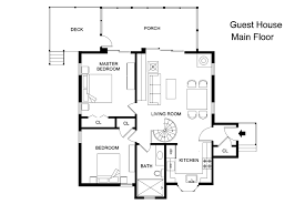 small guest house floor plans lrg lively corglife