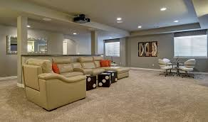 sofa for basement rooms