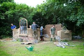 we show you how to build your own eco cob house or studio on our 4