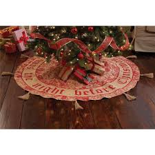 Mud Pie Christmas Ornaments Amazon Com Mud Pie Holly Berry Tree Skirt Home U0026 Kitchen