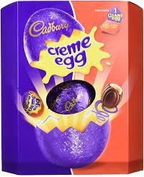 easter eggs cadbury chocolate creme easter egg 497 grams co uk