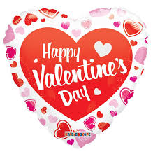valentines day balloons wholesale 18 happy s day classic mylar foil balloon wholesale