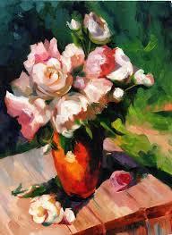 Flower Vase Painting Ideas Painting Flower Vase The Flower Vase Art I Pinterest Flower