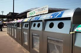 public trash cans japan japan