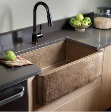 Brown Kitchen Sink Sinks Kitchen Sinks Farmhouse Bathworks Instyle Montclair