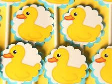Yellow Duck Baby Shower Decorations Duck Baby Shower Decorations Ebay