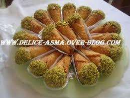 cuisine tv samira les cornets aux grains de sésames par asma2