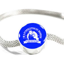 luxury charm bracelet images Hydrocephalus warrior nftw luxury charm bracelet the unchargeables png
